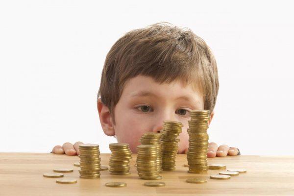 Ребёнок и деньги