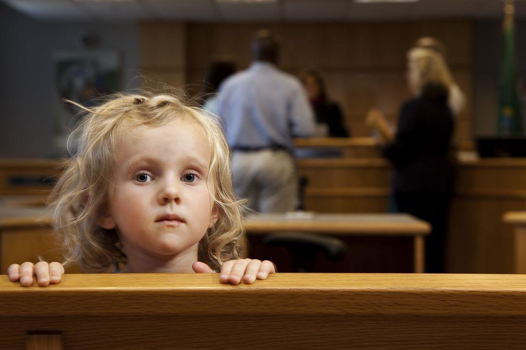 court for custody