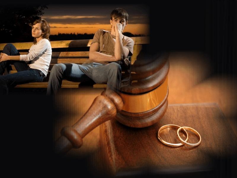 Может ли муж искусственно затягивать бракоразводный процесс через суд