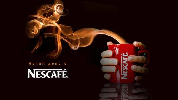 Реклама Нескафе