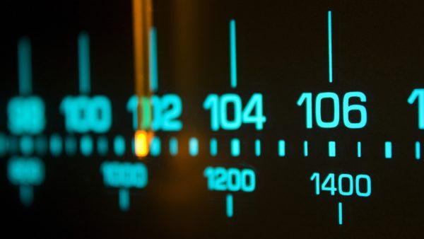 Шкала радиоволн