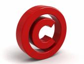 Значок Copyright