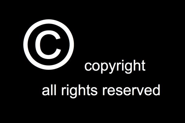 Значок (С) Copyryght