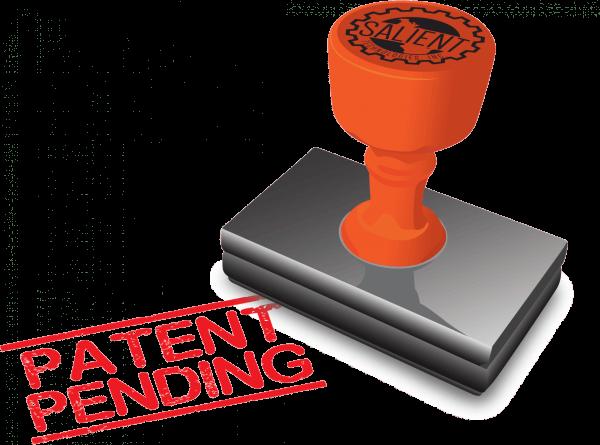 Печать «Patent pending»