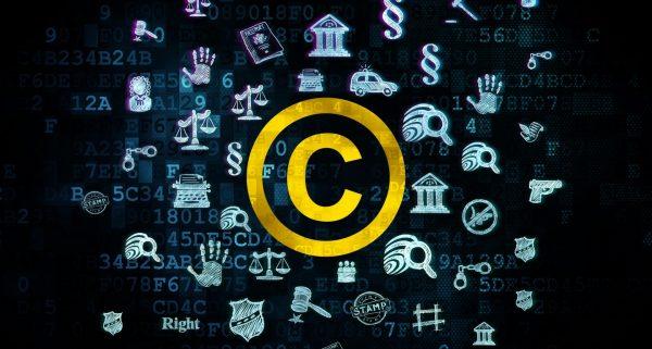 Латинская буква «C» в окружности — знак авторского права