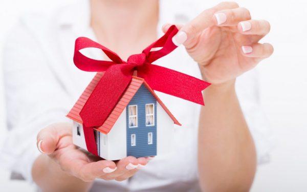 Игрушечный дом в подарок