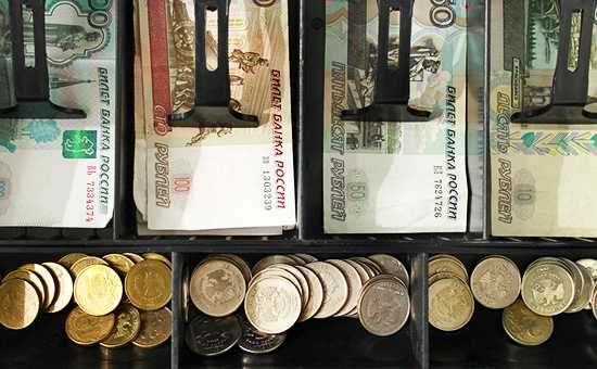 Деньги в кассе
