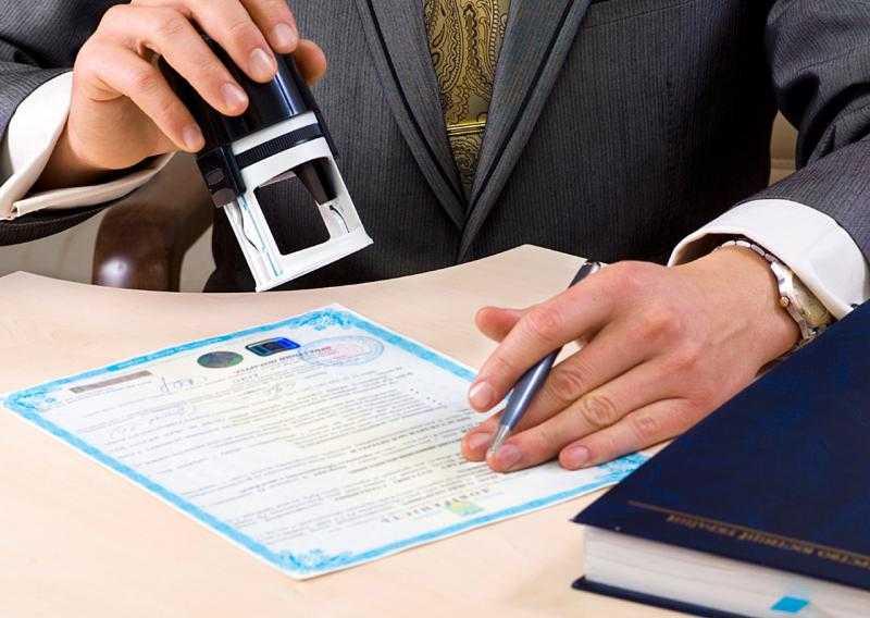 Как выглядит свидетельство о регистрации ИП