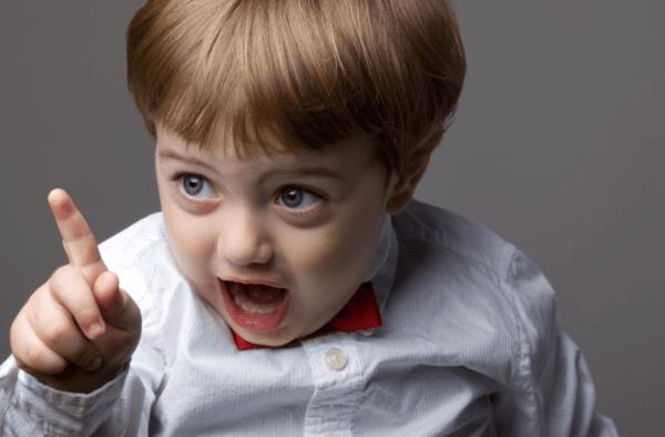 ребенок говорит речь