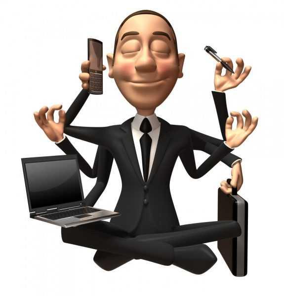 изображение мужчины в позе лотоса с шестью руками и закрытыми глазами
