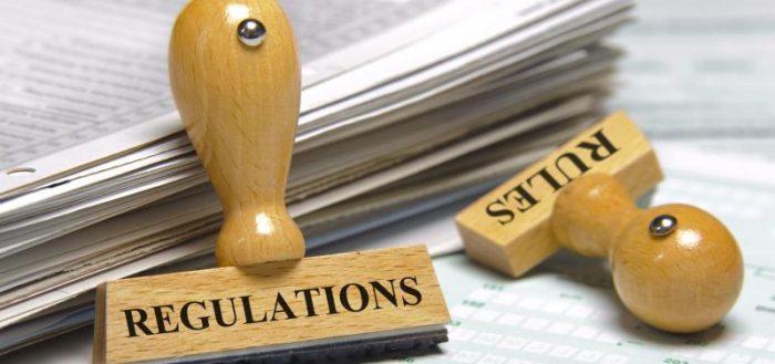 Документы и правовые акты, определяющие государственное регулирование, часто включают в себя сотни страниц.
