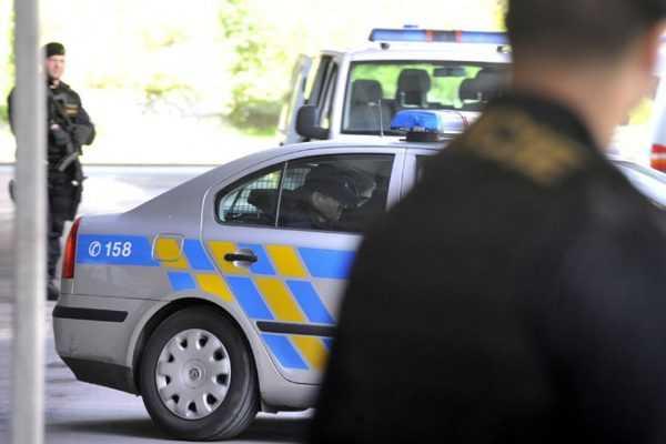 Полицейские в Чехии