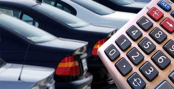 Налог на транспорт в регионах