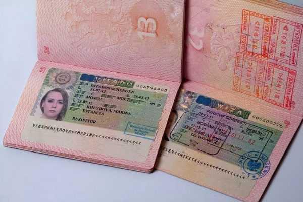 Паспорта с визой категории C