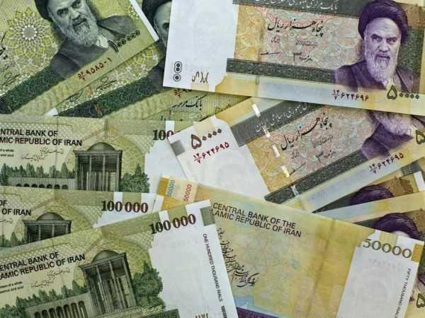 Иранские риалы