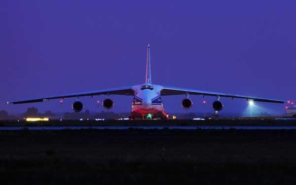 Ночной самолёт