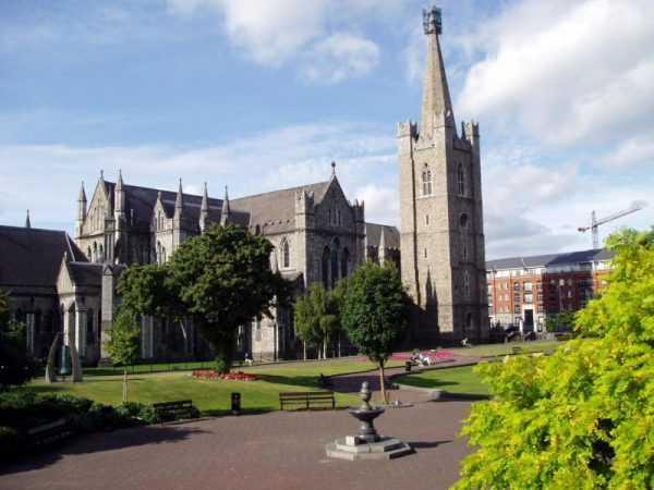 Университет Дублина