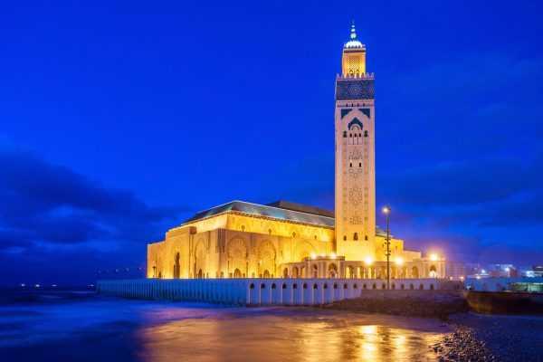 Мечеть Хасана II в Касабланке
