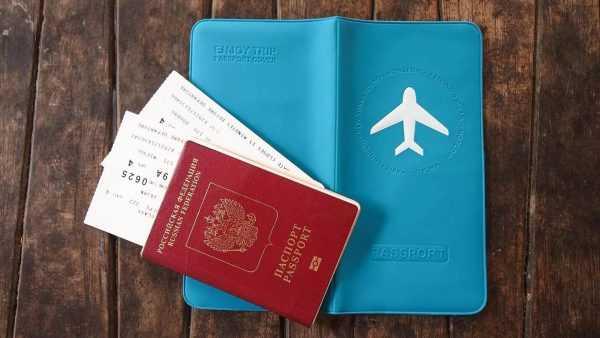 Паспорт и авиабилеты