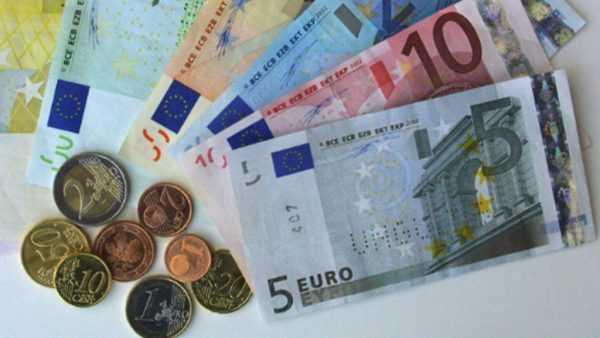 Европейская валюта — евро