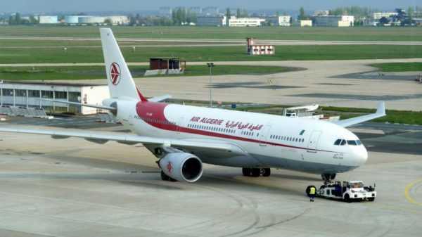 Аэропорт в Алжире