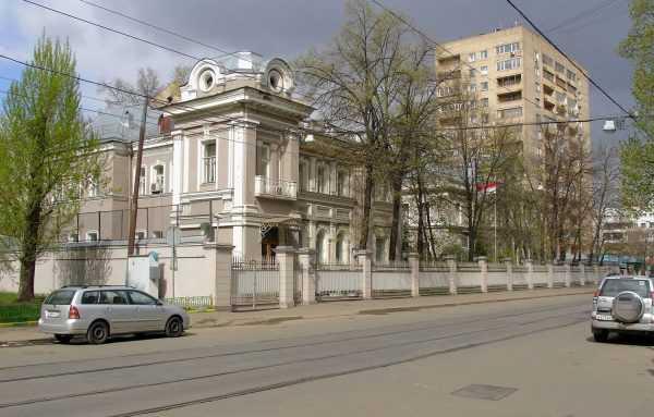 Посольство Республики Индонезия в Москве