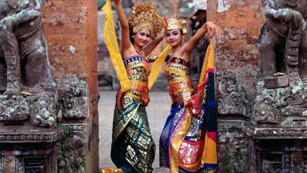 Индонезийские девушки