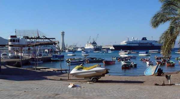 Порт Акабы
