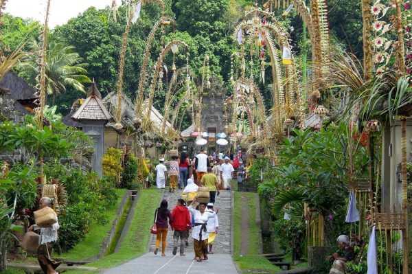 Балийский пейзаж