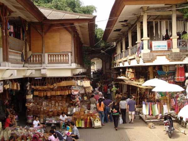 Улица на Бали