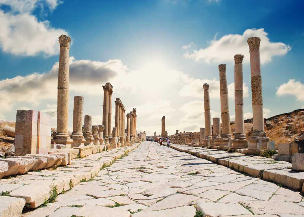 В иорданию нужна виза для граждан рф
