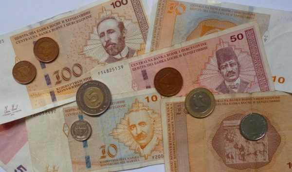 Валюта Боснии и Герцеговины
