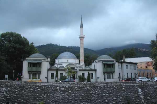 Мечеть в Боснии