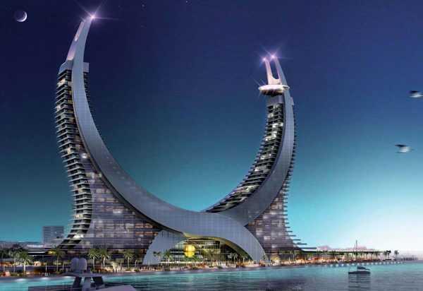 Архитектура современного Катара