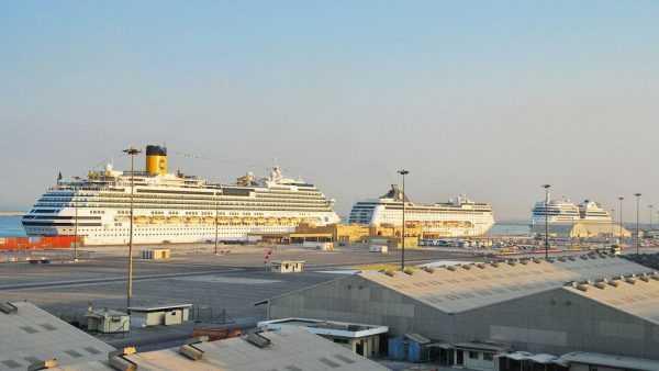 Порт Дубая