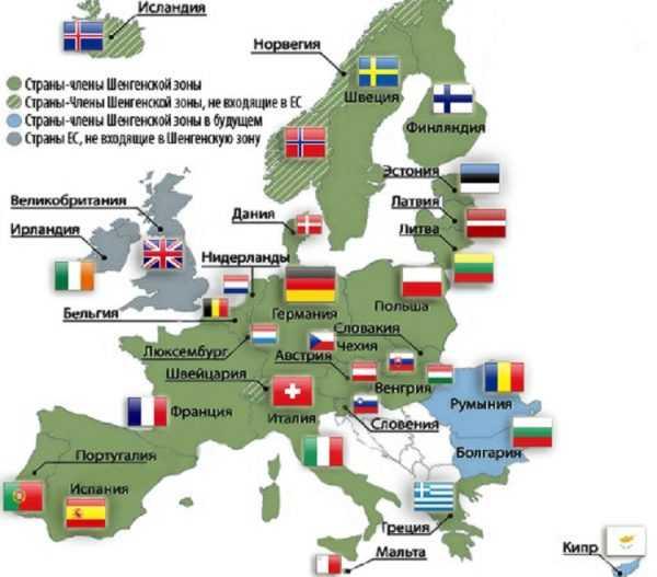 Шенгенское пространство