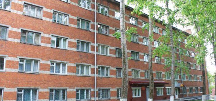 Здание общежития