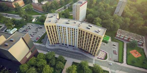Инфраструктура в апартаментах