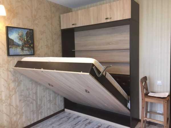 Мебель-трансформер (кровать+шкаф)