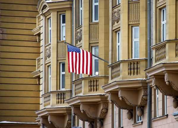 Посольство США в Москве