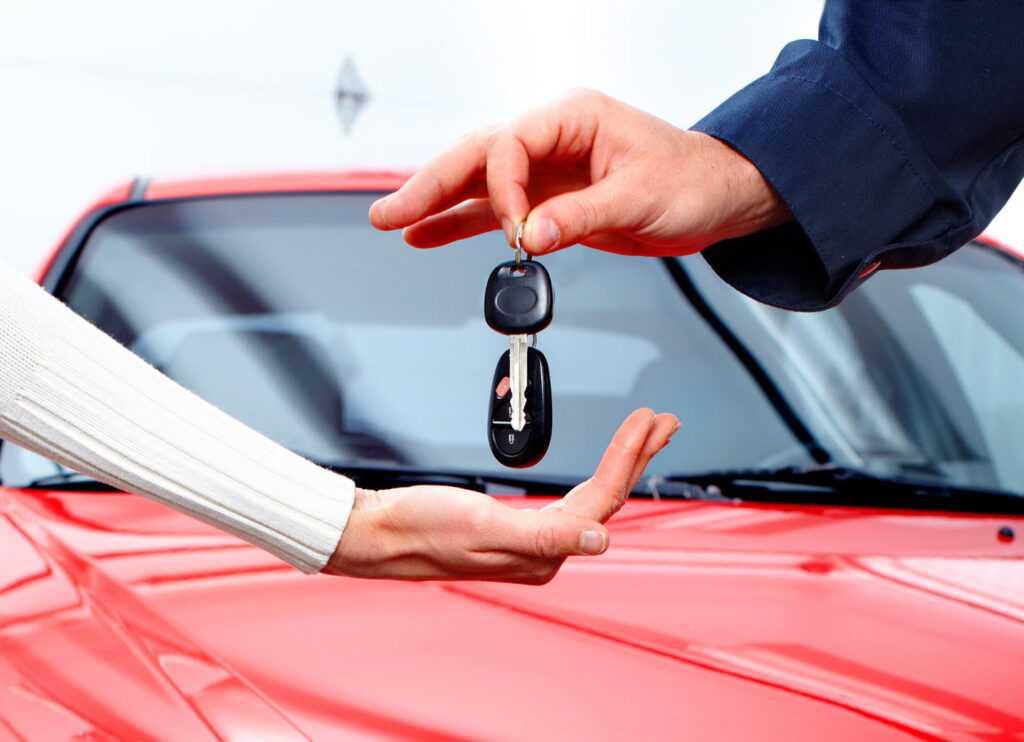 Купля-продажа автомобиля между физическими лицами в 2021 году