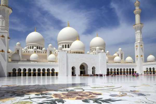 Мечеть в ОАЭ