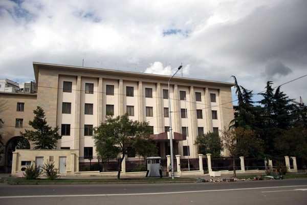 Здание посольства