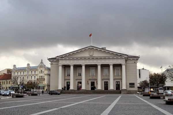 Здание Магистрата в Инсбруке