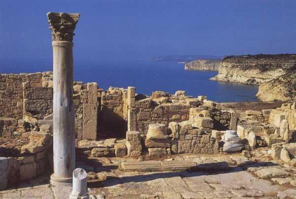 Древние памятники на Кипре