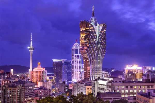 Панорама ночного Шеньчженя