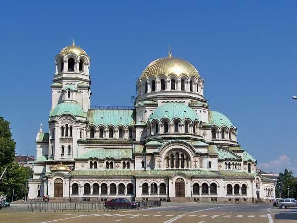 Православный храм в Софии