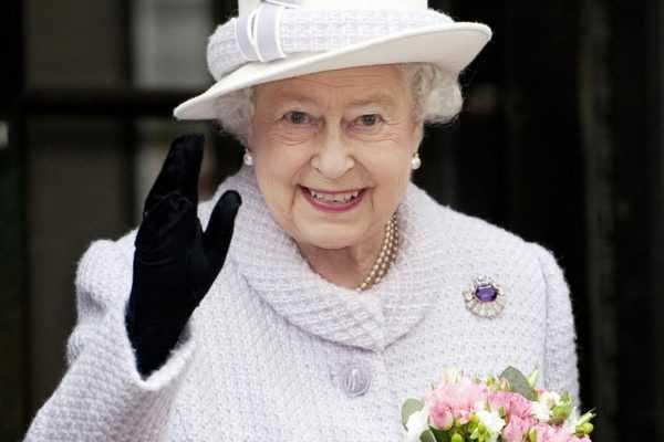 Её Величество Елизавета II