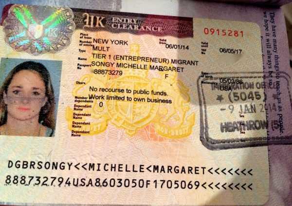 Резидентская виза Великобритании