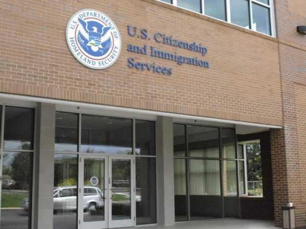 Служба иммиграции и гражданства США